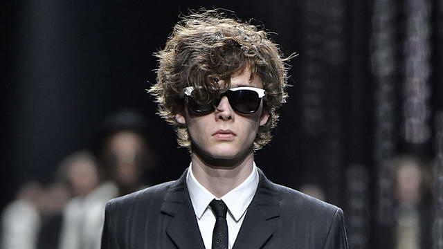 «Люди в черном» минимальный модный тренд этой осени Италия
