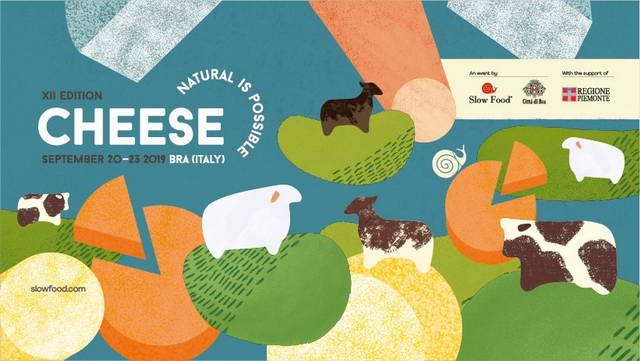Фестиваль сыра в Пьемонте 2019 Cheese