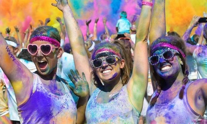 События Турина сентябрь 2019 года Праздник красок