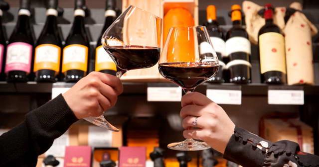 Дегустации вина в Турине Eataly