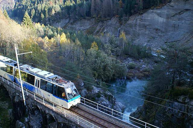 Экскурсия по северу Италии на поезде