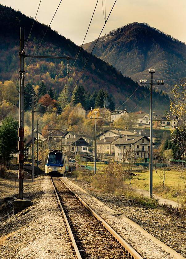 Путешествие по северу Италии 83 моста и 31 туннель