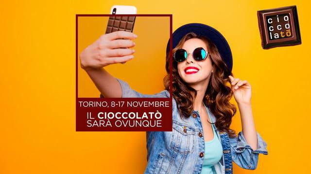 Шоколадный фестиваль в Турине 2019