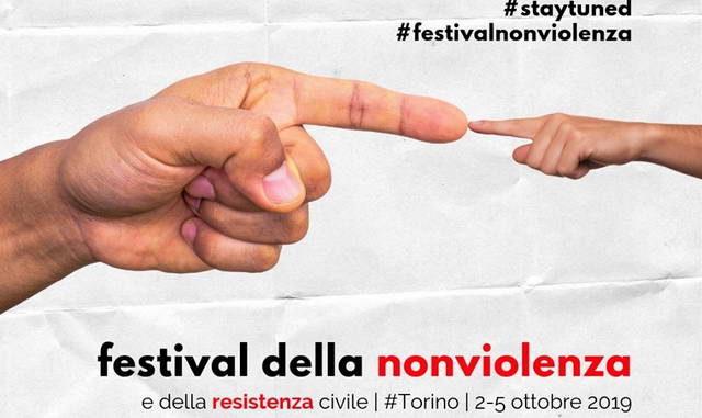 Фестиваль против насилия и гражданского сопротивления в Турине 2-5 октября