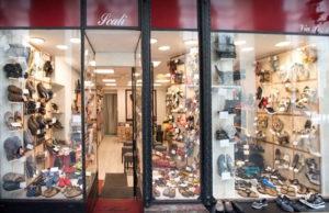 Владельцу магазина в Турине выписали штраф за рекламу на коврике