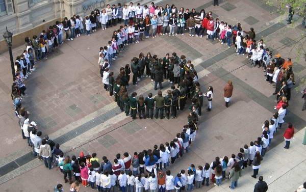 Фестиваль ненасилия и гражданского сопротивления в Турине
