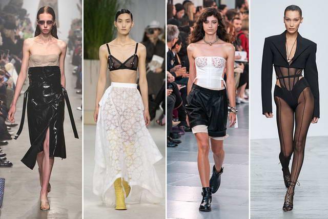 Мода весна-лето 2020: 10 трендов модных показов