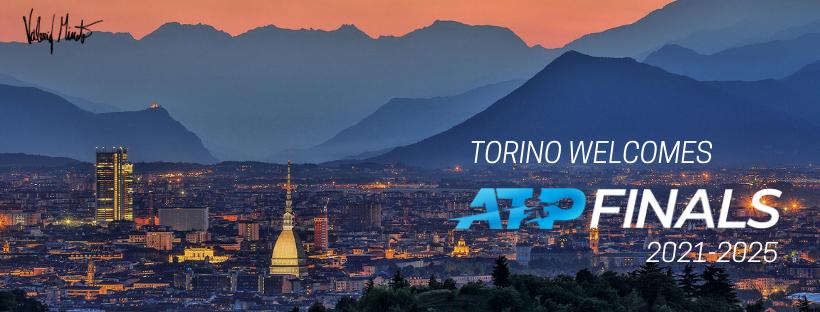 с 2021 по 2025 год, в Турине пройдет финал ATP: крупнейшее событие в мире профессионального тенниса