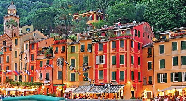 Топ-10 городов Италии - Чинкве Терре