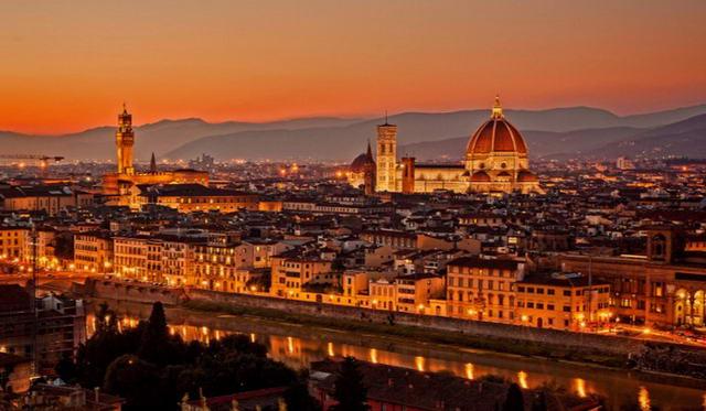 Топ-10 городов Италии Флоренция - один из самых исторических и красивых городов Италии