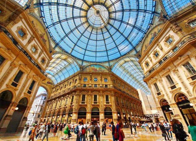 Топ-10 городов Италии - Милан город столица моды