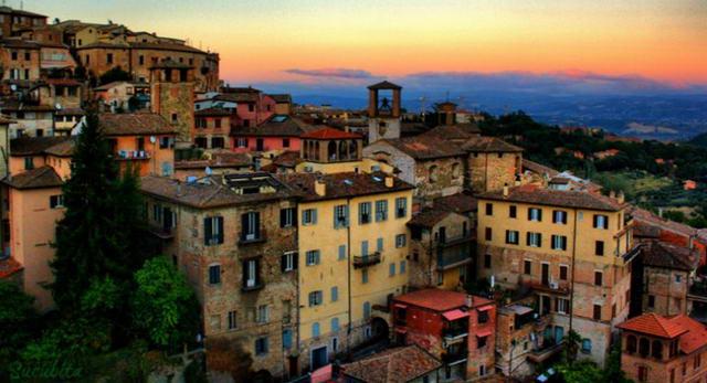 Топ-10 городов Италии Перуджа