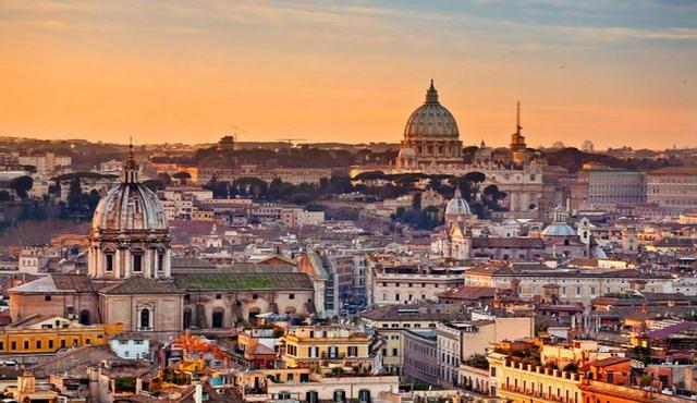 Топ-10 городов Италии столица Рим