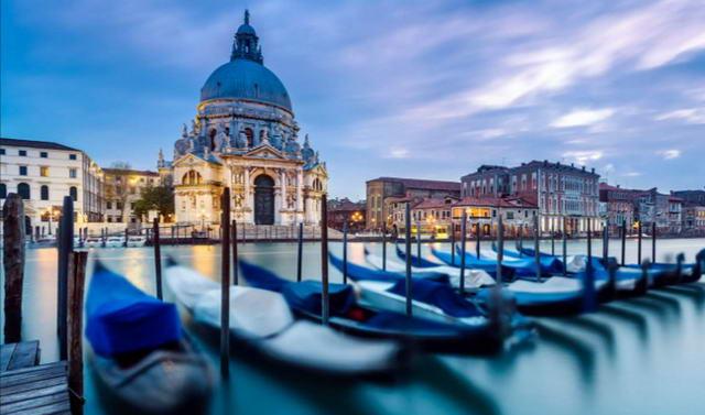 Топ-10 городов Италии - Венеция