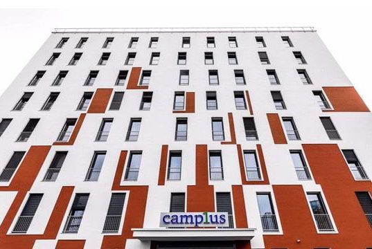 Жилье для студентов в Турине Студенческое жилье, новая резиденция Camplus, открытая в Турине