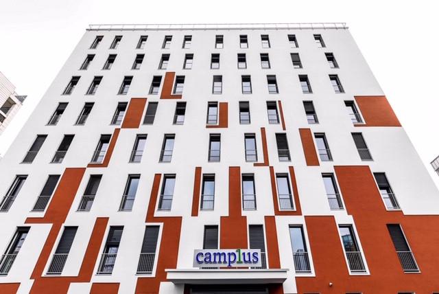 Жилье для студентов в Турине Студенческое жилье, новая резиденция Camplus, открытая в городе Турин комнаты, квартиры студенты Турина - инфо
