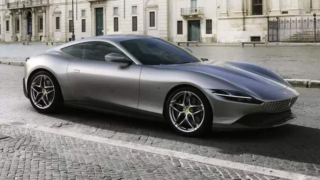 Ferrari - самый сильный бренд в мире, утверждает Brand Finance в Турине