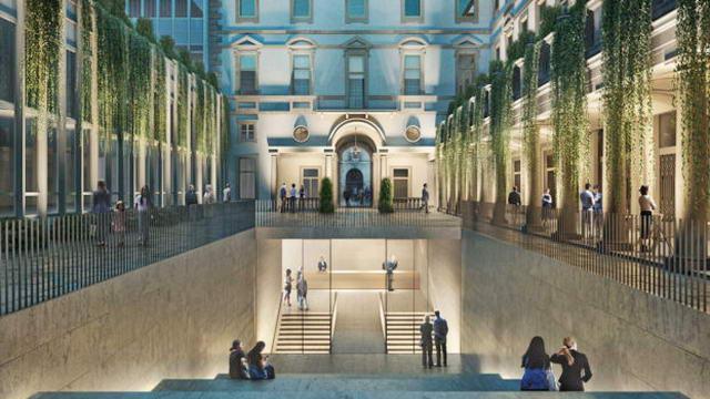 Музей фотографии в Турине- Gallerie d'Italia - Piazza San Carlo
