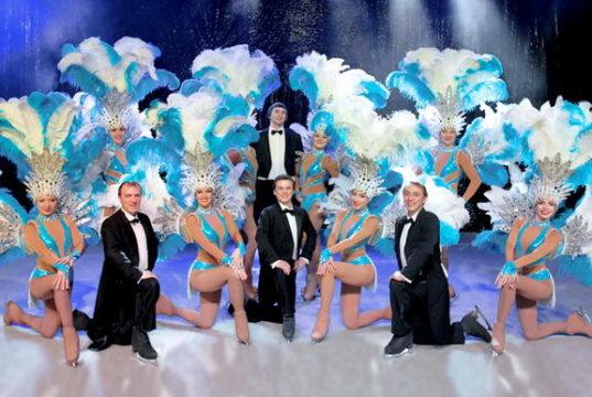 Московский цирк Никулина в Турине и Милане