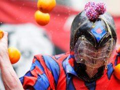 Карнавал Ивреа 2020 и Битва апельсинов программа