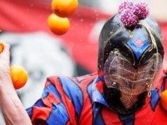 Карнавал Ивреа 2020: даты и полная программа