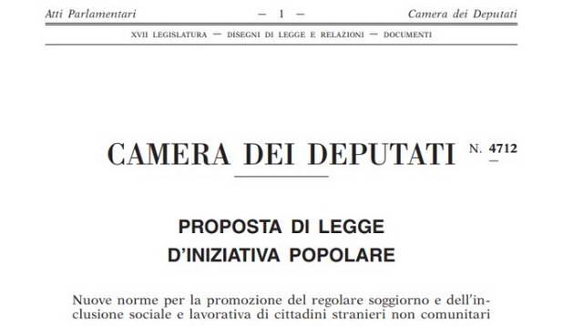 Италия легализация иностранцев 2020 Министр дает добро