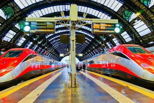 Из Милана в Париж на поезде всего за шесть часов