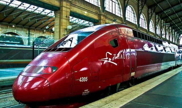 Из Милана в Париж всего за 6 часов - Новый поезд