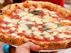 Неаполитанская пиццерия в Турине знаменитая Sorbillo
