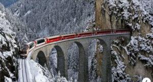 Топ-10 городов Италии для путешествия на поезде