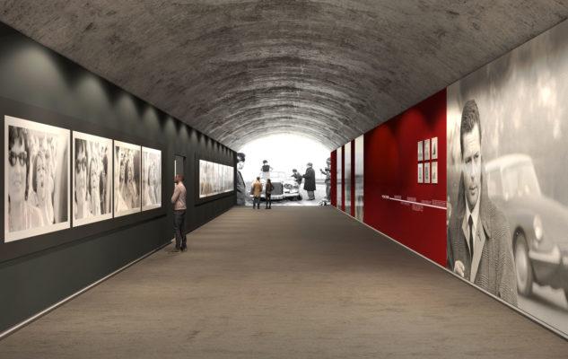 Новый музей фотографии в Турине с видом на площадь Сан Карло
