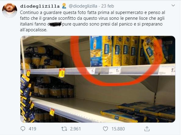 Италия во времена коронавируса
