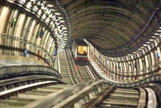 Метро 2 в Турине, маршрут и станции