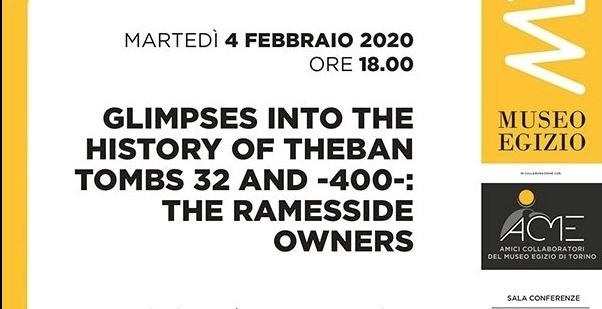Египетский музей Турина, планы на февраль События Италии февраль 2020 года