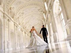 Свадьба в Италии в Королевском дворце в Турине отличный выбор