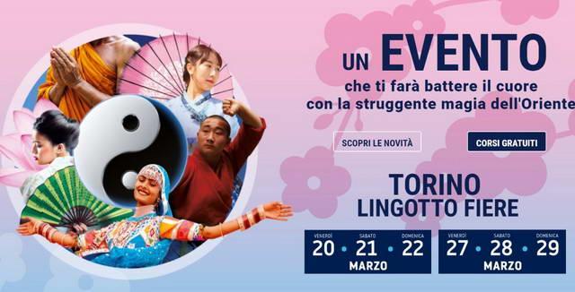 20-29 марта 2020 г. Восточный фестиваль в Италии Турин