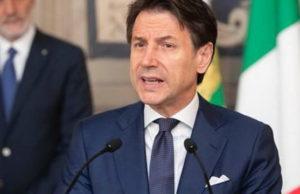 Указ «Cura Italia» помощь правительства Италии