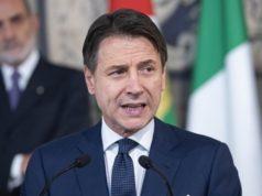 Премьер Италии указ меры по сдерживанию распространения коронавируса.