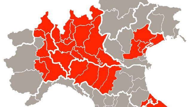 Коронавирус красные зоны Италии разъяснения по постановлению правительства
