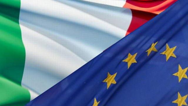 Европа вместе с Италии в дни кризиса коронавирус