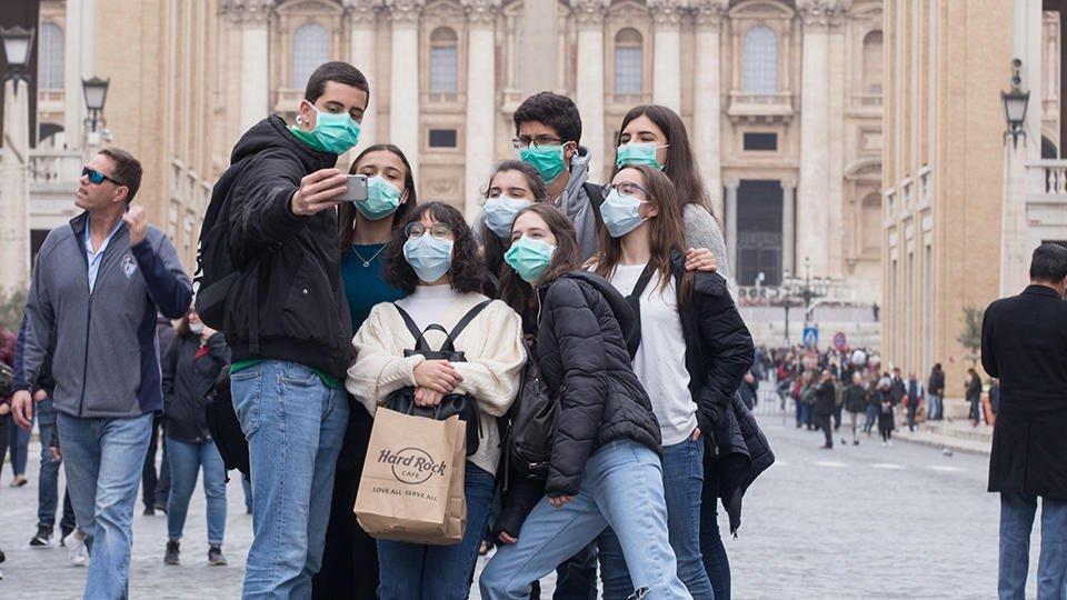 Запреты в Италии во время второго этапа коронавирус пандемия