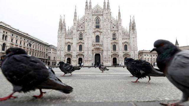 2 фаза карантина Италии новые правила