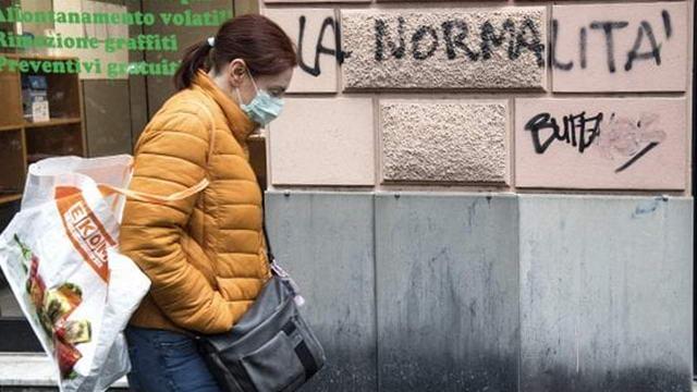 Италия выход из карантина 4 мая 2020