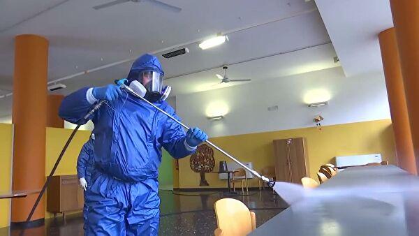 «Из России с любовью», регион Пьемонт просит российских специалистов о помощи в очистке от коронавируса