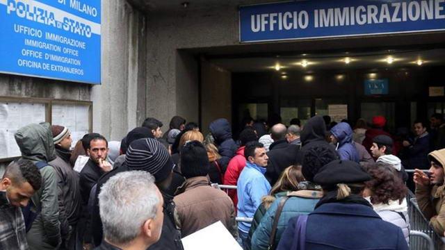 Италия автоматическое продление вида на жительство