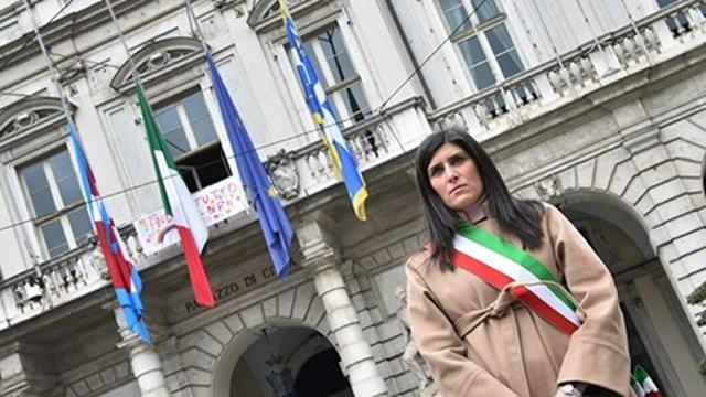 мэр Турина с обращением к гражданам