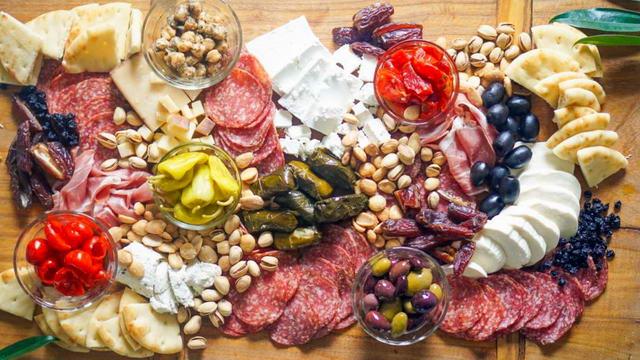 Рынок натуральных и биологических продуктов в Турине Органические продукты в Турине