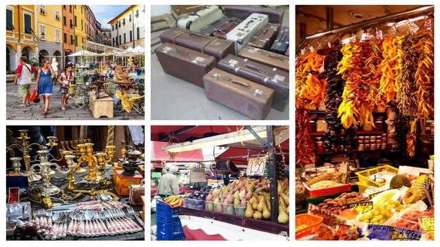 Топовая десятка лучших рынков Турина