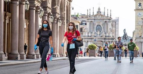 В статье обсуждаются изменения в Турине после пандемии