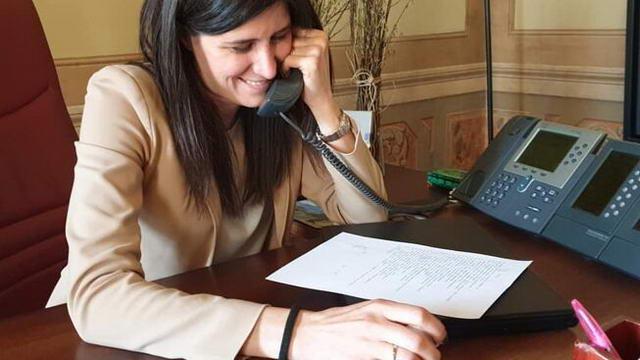 Мэр Турина Кьяра Аппендино получила стихотворение, написанное маленьким Маттией